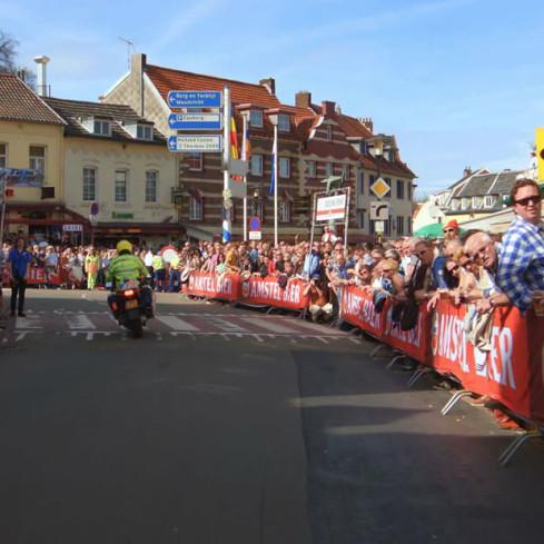 Tacx Films (RLV)  Cycling classics Gent-Wevelgem - BE