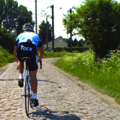 Tacx Films (RLV)  Cycling classics Hell of the North - FR