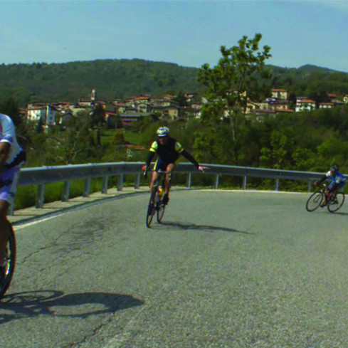 Tacx Films (RLV)  Cycling classics Tour of Lombardy - IT